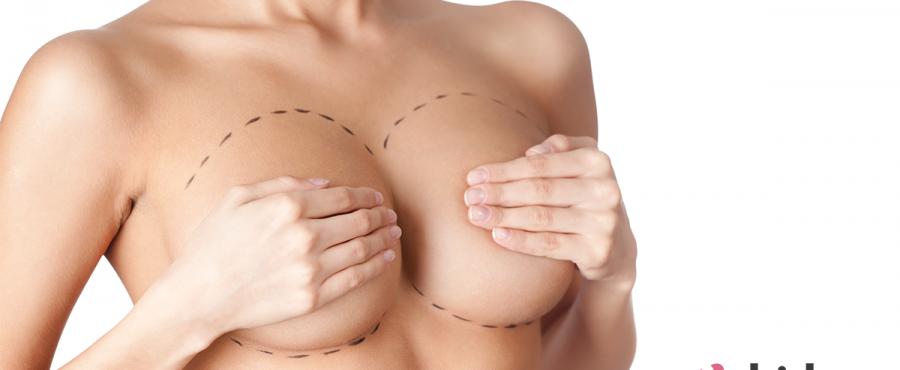جراحة رفع الثدي
