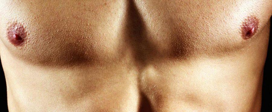 هل يتأثر الإحساس في حلمة صدر الرجل بعد علاج التثدي ؟