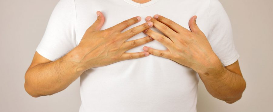 التثدى عند الرجال : تعرف على مشكل تضخم الثدي وعلاجها