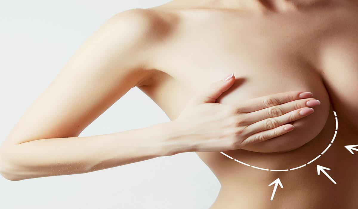 احدث عمليات تكبير الثدي