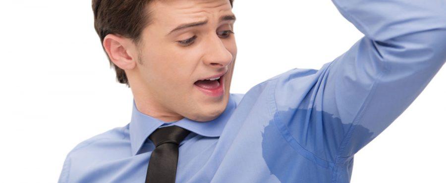 مشكلة التعرق : تعرف على مشكلة التعرق الزائد وكيفية علاجه بالبوتكس